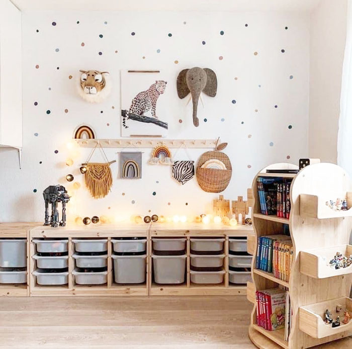 25 meilleures idées pour aménager une salle de jeux enfants dans la maison - Page 3 sur 5