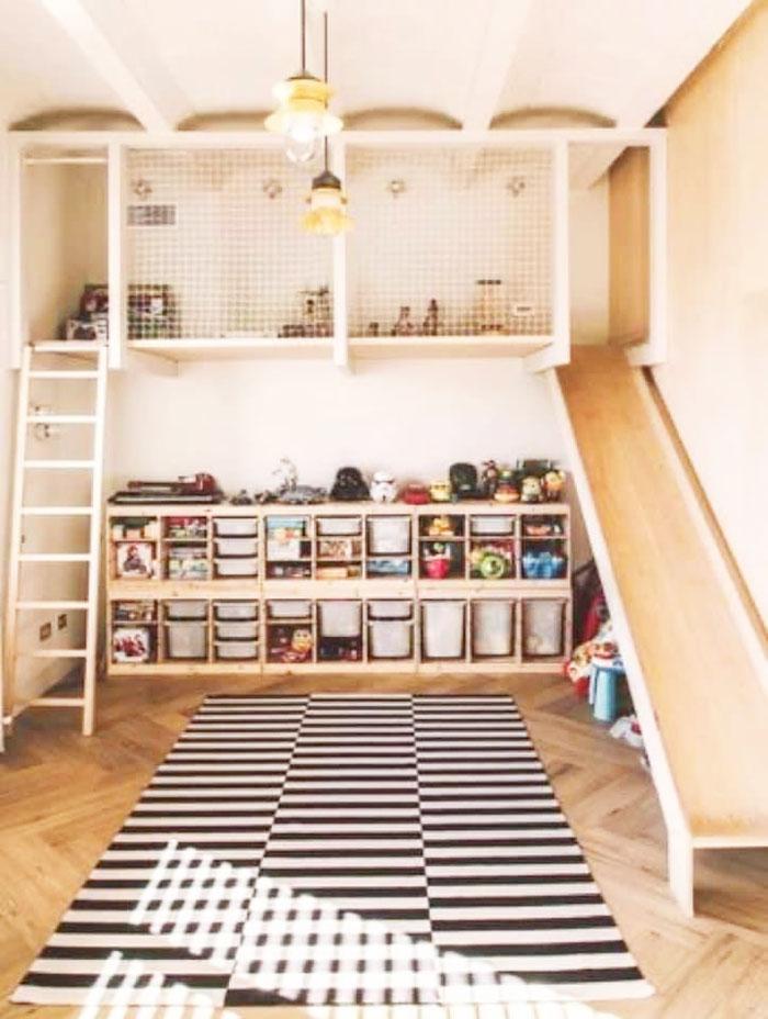 25 meilleures idées pour aménager une salle de jeux enfants dans la maison - Page 2 sur 5